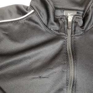 Nike Jackets & Coats - Nike Dri Fit Running Full Zipper Jacket Size L